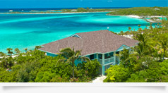 Make reservations for this Bahamas villa rental